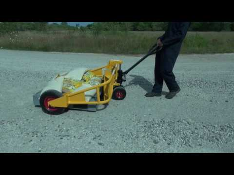 All Terrain Pallet Truck with all options