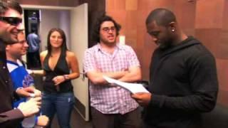 "Darrelle Revis does sketch comedy (""Inside the NFL"" segment)"