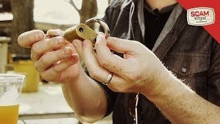How to Pick a Padlock in Seconds!