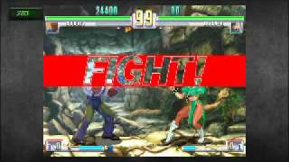 SF3: Dudley (Dodgeman969) VS Chun Li (Randomer)