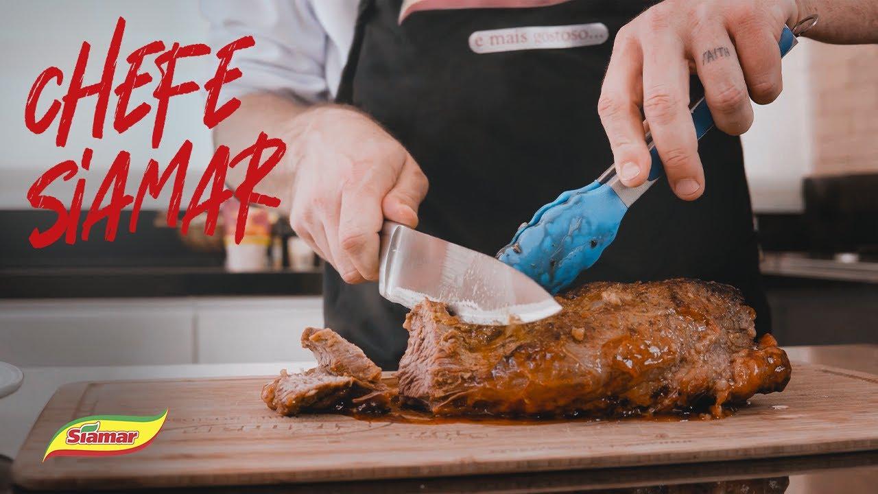Vídeo para Empresa Chef Siamar - Seja H3C