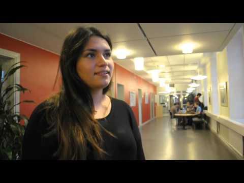 Geraldine - Kandidatprogrammet i datavetenskap, Uppsala universitet