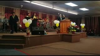 ministerio de alabanza la Gloria de Dios