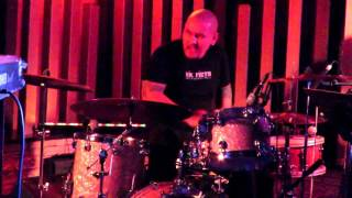 Jackie Barnes Drum Solo - The Lachy Doley Group - Live at Diggers@The Entrance 2016