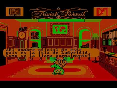 Trivial Pursuit: The Computer Game Genus Edition (Oxford Digital Enterprises) (MS-DOS) [1987]
