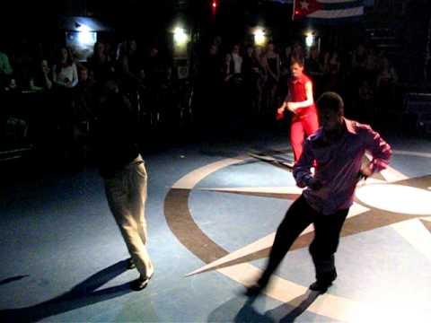 Salsa Amistad-2011. Styling. Men. Final