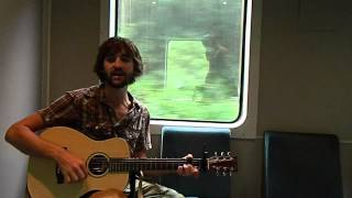 King of the Road (cover) on the Euro Rail - Tom Edwards