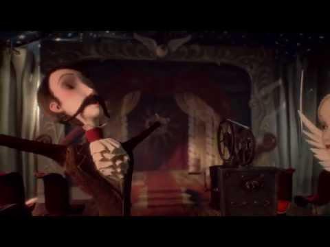 Jack and the Cuckoo-Clock Heart (2013) - Trailer English