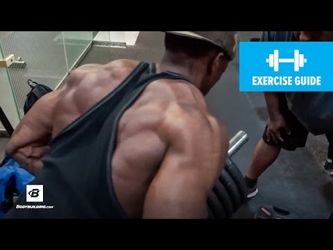 Build a Massive Back with Strip Sets | Kelechi Opara