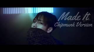 GOT7 Jackson - Made It [Chipmunk Version]