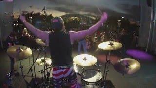 I Know Jack - Live Drum Cam - Lance Carpenter