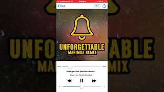 Unforgettable (Marimba Remix)