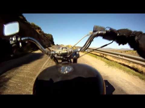 Chopperbyggarn & La Azteca in Morocco Des-Jan 2012-13 #17