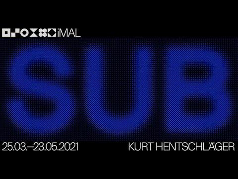 Discover SUB by Kurt Hentschläger