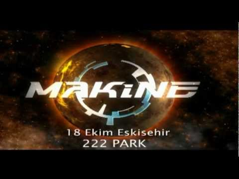 MAKiNE Konserleri Başlıyor [2011]