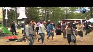 Dance Of The Planets - Psytrance Sweden 2014 HD