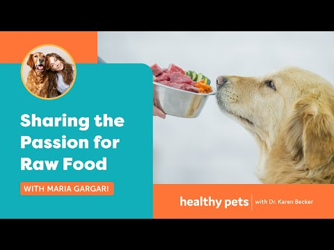 Sharing the Passion for Raw Food With Maria Gargari