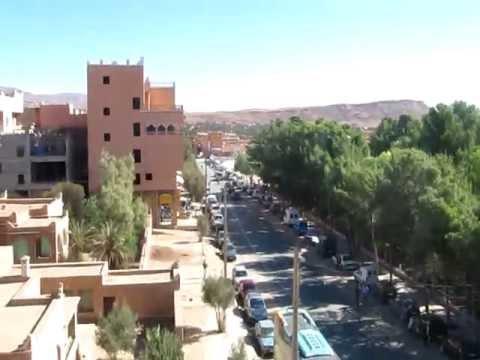 Downtown Tinghir – Morocco