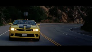 L Marshall - Yellow Chevy