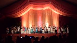 Children Performance at Snatam Kaur's Concert (1)