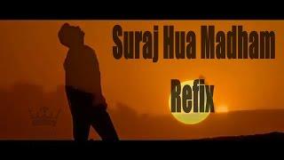 Suraj Hua Madham (Refix) | RAFTAAR | Ankit Sharda Music | Hindi Songs 2016 |  raftaar latest song