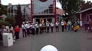 Michael Jackson - Bad (Trumpet Style) - Liseberg - Göteborg