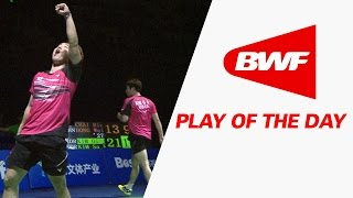 Play Of The Day | Badminton F – Thaihot China Open 2015