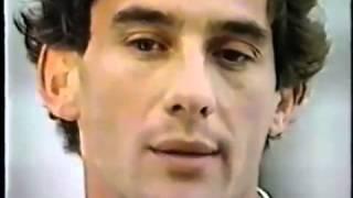 Ayrton Senna -  Exemplo de Dedica o Perseverança a e Fé em Deus
