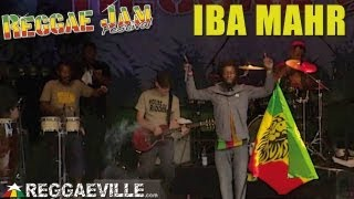 Iba Mahr & House Of Riddim @ Reggae Jam 8/4/2013
