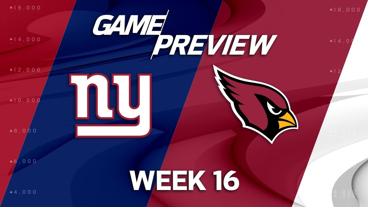 Cheapest 2018 NFL Tickets Arizona Cardinals At New York Giants