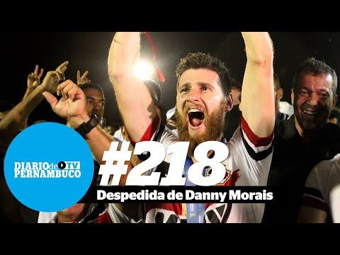 Ídolo do Santa Cruz, Danny Morais se despede dos gramados