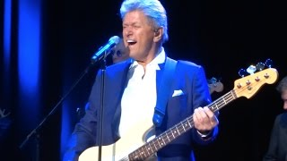 "Peter Cetera ""25 or 6 to 4"" Waukegan, IL 11-12-2016"