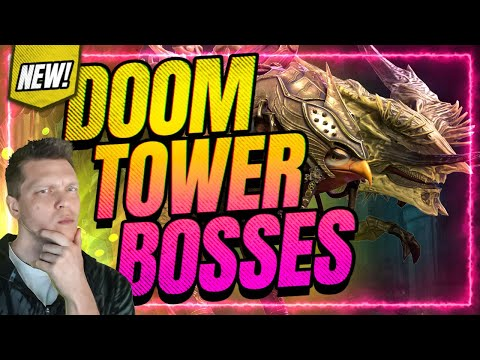 CRAZY New Doom Bosses! | RAID Shadow Legends