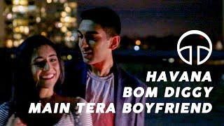 Havana / Bom Diggy / Main Tera Boyfriend - Penn Masala (Cover)