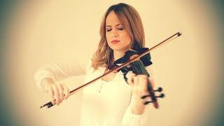 All We Know - The Chainsmokers - Violin cover by Jelena Urošević (Official video)