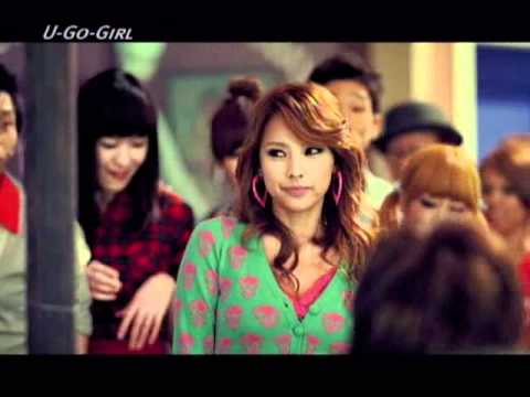 U Go Girl de Lee Hyori Letra y Video