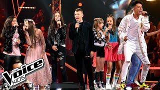 """Drużyna Dawida – """"Nie mów nie"""" – The Voice Kids Poland"""