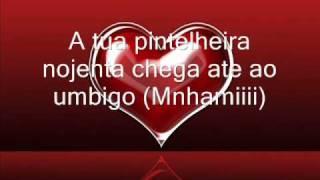 amanda-me com a pachacha plos dentes lyrics!.wmv