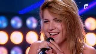 """Larisa Vână - Vita de vie - """"Praf de stele"""" - X Factor Romania, sezonul trei"""