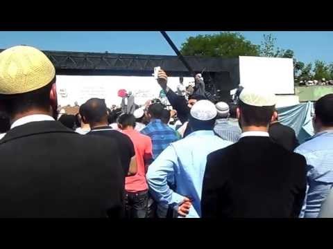 Adana Mimar Sinan Kültür Merkezi Şeyh Muhammed Muta el Haznevi İlahi 2013