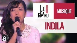 Indila - Tourner dans le vide (Live @ Le Grand 8)