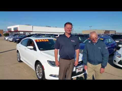 Wayne & Roy at Coronet Dodge in Peru!