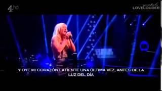 Ellie Goulding - Beating Heart (Divergent soundtrack) subtitulada en español (live)