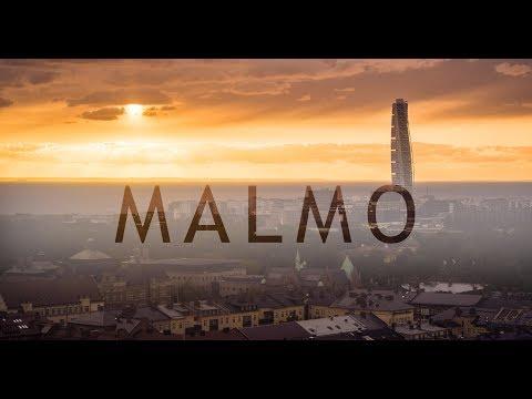 Malmö på ett minutt – skandinavisk livskvalitet ved inngangsporten til Sverige