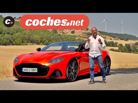 Aston Martin DBS Superleggera Volante V12 2019 | Prueba / Test / Review en español | coches.net