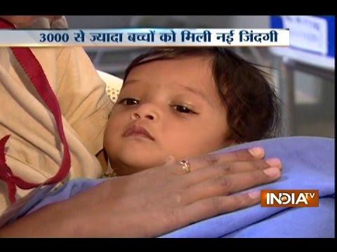 Sri Sathya Sai Sanjeevani Centre for Child Heart care and Training in Pediatric Cardiac Skills