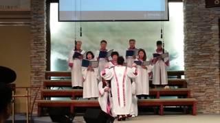 밴쿠버 순복음교회 호산나160731 항상 기뻐해요. .