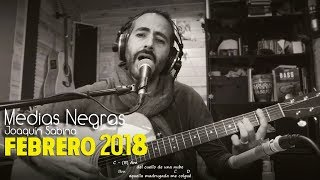 Medias Negras - Joaquín Sabina (Cover Acústica, letra y acordes)