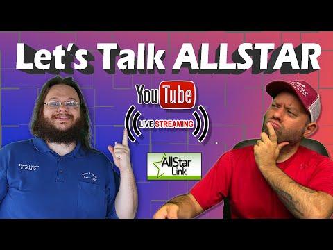 Ham Radio Allstar Nodes Setup and Updates | HamVOIP Setup