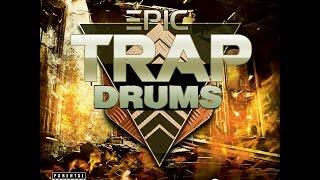 Supreme Samples - Epic Trap Drums Demo